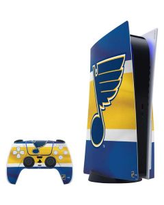 St. Louis Blues Jersey PS5 Bundle Skin