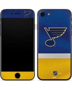 St. Louis Blues Jersey iPhone SE Skin