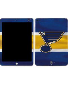 St. Louis Blues Jersey Apple iPad Skin