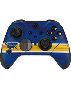 St. Louis Blues Jersey Xbox Elite Wireless Controller Series 2 Skin