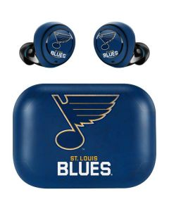St. Louis Blues Distressed Amazon Echo Buds Skin