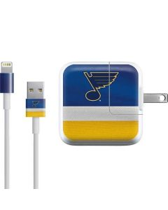 St. Louis Blues Jersey iPad Charger (10W USB) Skin