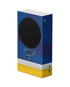 St. Louis Blues Jersey Xbox Series S Console Skin