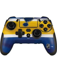 St. Louis Blues Jersey PlayStation Scuf Vantage 2 Controller Skin