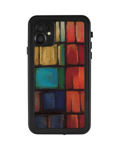 Stained Glass iPhone 11 Waterproof Case