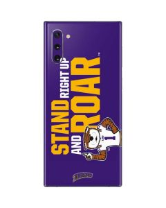 Stand Right Up And Roar LSU Tigers Galaxy Note 10 Skin