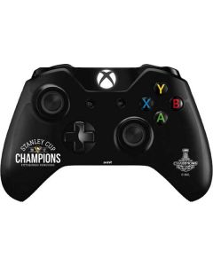 Stanley Cup Champions Pittsburgh Penguins Xbox One Controller Skin