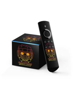 Star-Lord Outline Fire TV Cube Skin
