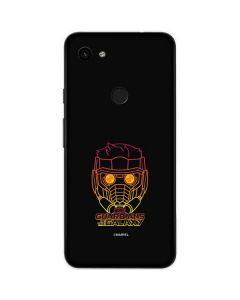 Star-Lord Outline Google Pixel 3a Skin
