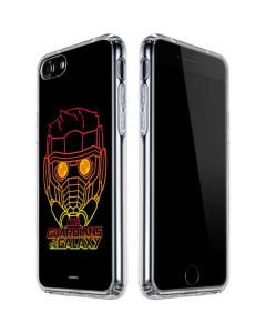 Star-Lord Outline iPhone SE Clear Case