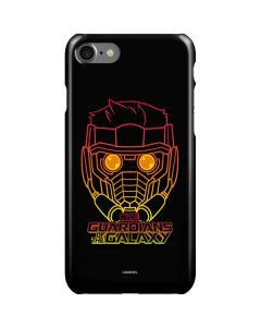 Star-Lord Outline iPhone SE Lite Case