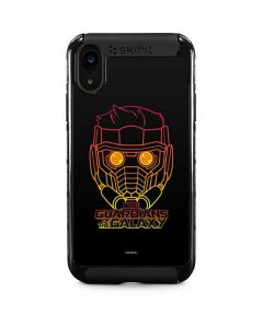 Star-Lord Outline iPhone XR Cargo Case