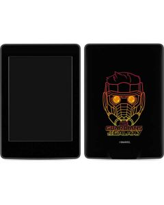 Star-Lord Outline Amazon Kindle Skin