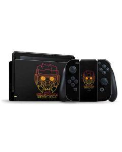 Star-Lord Outline Nintendo Switch Bundle Skin