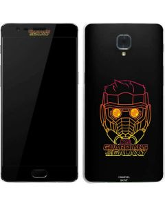 Star-Lord Outline OnePlus 3 Skin