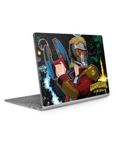 Star-Lord Surface Book 2 15in Skin