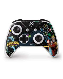 Star-Lord Xbox One S Controller Skin