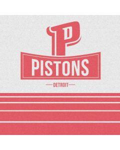 Detroit Pistons Static Apple TV Skin