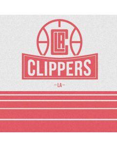 Los Angeles Clippers Static Galaxy Book Keyboard Folio 12in Skin