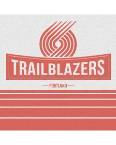 Portland Trail Blazers Static Apple TV Skin