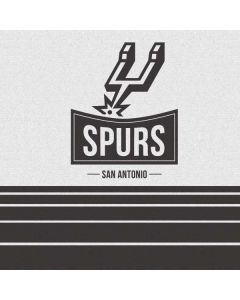 San Antonio Spurs Static Galaxy Book Keyboard Folio 12in Skin