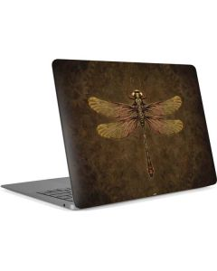 Steampunk & Gear Dragonfly Apple MacBook Air Skin