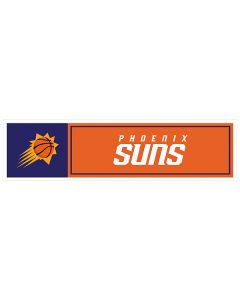 "NBA Phoenix Suns 11"" x 3"" Bumper Sticker"