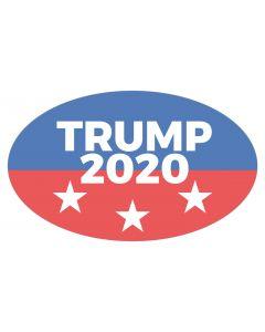 "Trump 2020 5"" x 3"" Bumper Sticker"