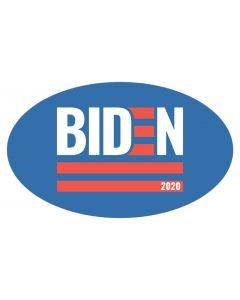 """Biden 2020 5"""" x 3"""" Bumper Sticker"""