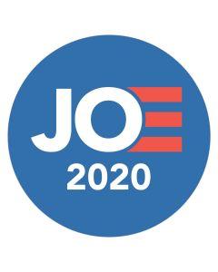 "Joe 2020 4"" x 4"" Bumper Sticker"