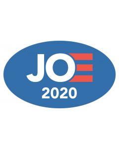 "Joe 2020 5"" x 3"" Bumper Sticker"