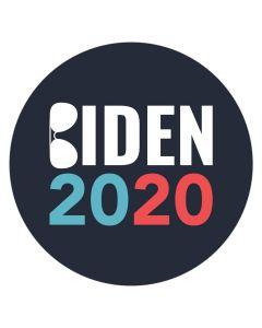 "Biden 2020 Sunglasses 4"" x 4"" Bumper Sticker"
