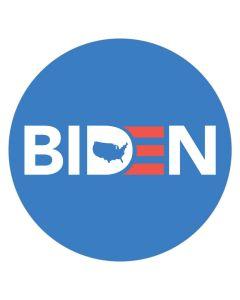 """Biden 4"""" x 4"""" Bumper Sticker"""