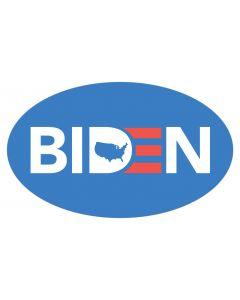 """Biden 5"""" x 3"""" Bumper Sticker"""