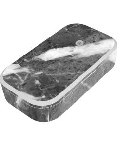 Stone Grey UV Phone Sanitizer and Wireless Charger Skin