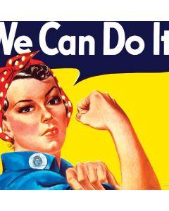 Rosie The Riveter Vintage War Poster PS4 Pro/Slim Controller Skin