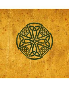 Celtic Cross HP Pavilion Skin