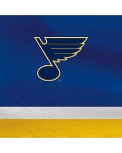St. Louis Blues Jersey Wii Remote Controller Skin