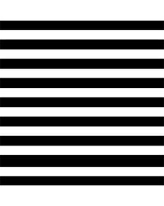 White and Black Stripes Acer Chromebook Skin