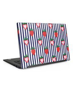 Strawberries and Stripes Dell Latitude Skin