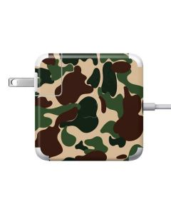 Street Camo 85W Power Adapter (15 and 17 inch MacBook Pro Charger) Skin