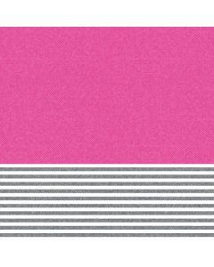 Pink and Grey Stripes PlayStation VR Skin