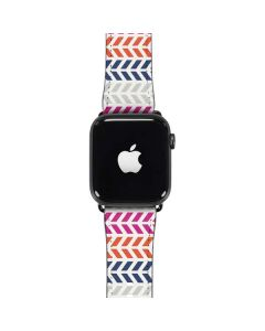 Striped Chevron Apple Watch Case