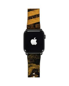 Striped Marble Apple Watch Band 38-40mm