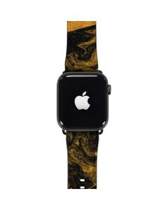 Striped Marble Apple Watch Band 42-44mm