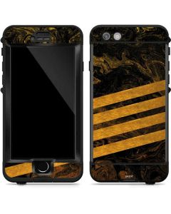 Striped Marble LifeProof Nuud iPhone Skin
