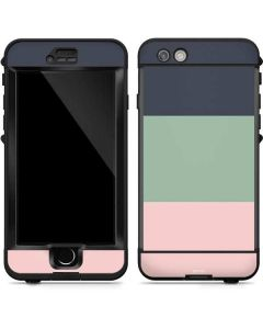 Striped Spring Colors LifeProof Nuud iPhone Skin