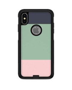 Striped Spring Colors Otterbox Commuter iPhone Skin
