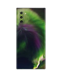 Stunning Northern Lights Galaxy Note 10 Skin