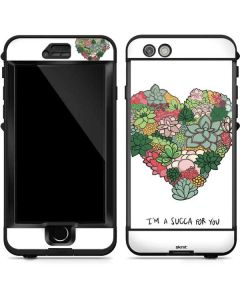 Succa For You LifeProof Nuud iPhone Skin